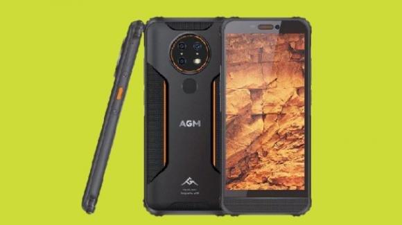 AGM H3: ufficiale il nuovo rugged phone con visione notturna a infrarossi