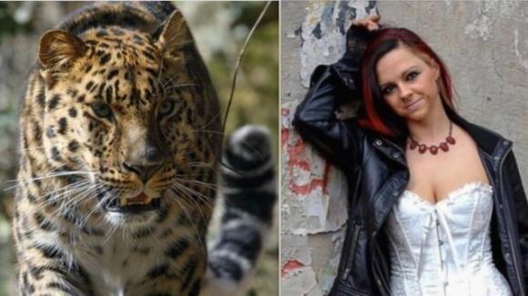 Germania, modella sbranata da un leopardo