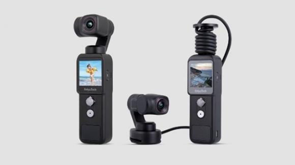 FeiyuPocket 2S / 2: ufficiale l'action camera con gimbal integrato anche staccabile