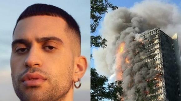 Mahmood, coinvolto nell'incendio a Milano: come sta e dov'era