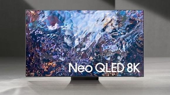 Neo QLED da 55 pollici disponibile in Italia la nuova smart TV di Samsung