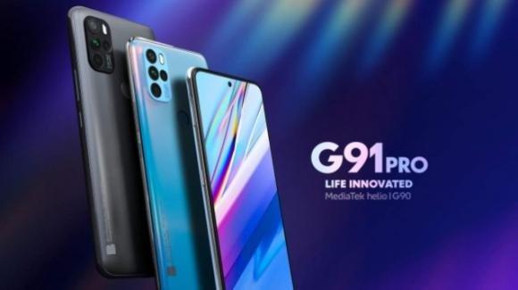 BLU G91 Pro: ufficiale lo smartphone yankee low cost di fascia media