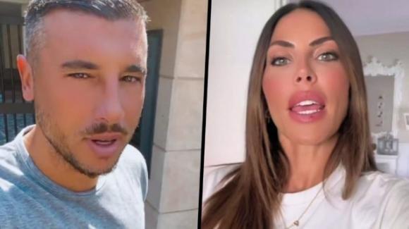 """Guendalina Tavassi attacca l'ex marito: """"Sfrutta i figli per fare i follower e la vittima"""""""