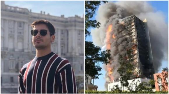 Milano, incendio della torre in via Antonini: il racconto dell'eroe del palazzo in fiamme