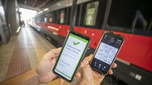 Blocco dei treni: i no vax e no green pass tentano oggi un'azione di forza
