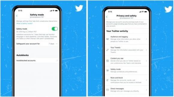 Twitter: in test la Safety mode, in sviluppo editor galleria e pagamenti in Bitcoin