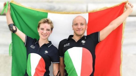 Le Paralimpiadi della rappresentativa italiana