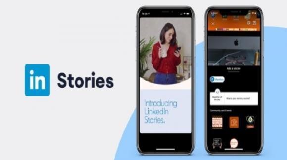 Linkedin chiude le proprie Stories e si butta sull'audio live