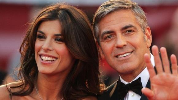 """George Clooney su Elisabetta Canalis: """"Non sapete cosa mi faceva"""". Lei risponde"""