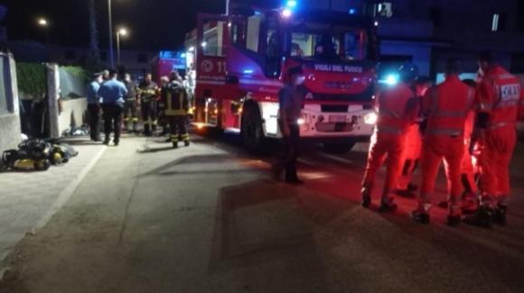 Sud Sardegna, muore in casa della sorella mentre tenta di spegnere un incendio