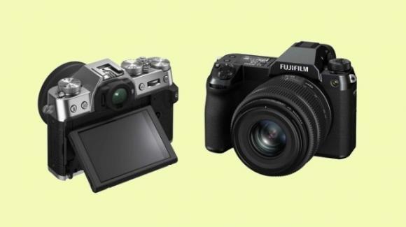 Fujifilm protagonista con le nuove fotocamere X-T30 II e GFX50S