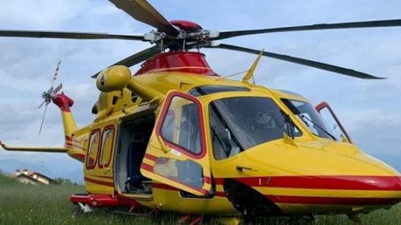 Soccorritori sprovvisti di green pass: negato accesso in elicottero