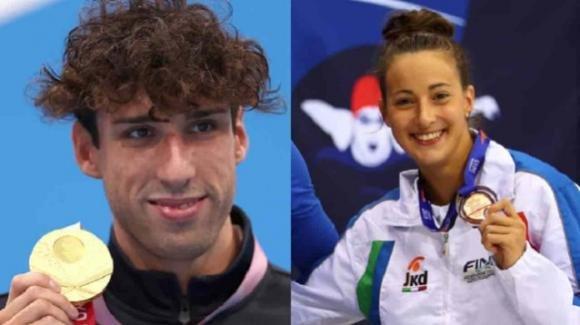 La favola di Giulia e Stefano: i fidanzati che dominano le Paralimpiadi