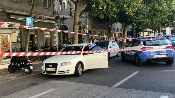 Trieste, sparatoria in centro causa diversi feriti di cui uno in gravi condizioni
