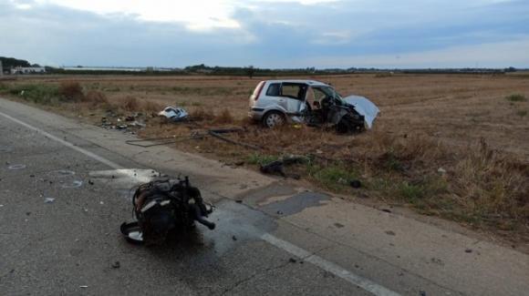 Brindisi, incidente mortale sulla provinciale: perde la vita una ragazza mamma di tre figli