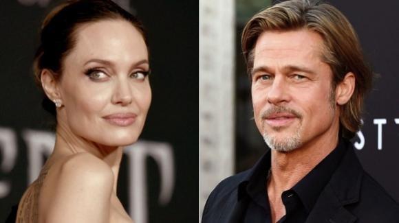 """Angelina Jolie sul divorzio da Brad Pitt: """"Ha violato i diritti umani dei miei figli"""""""