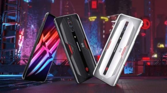 Red Magic 6s Pro: ufficiale il nuovo gaming phone, migliorato, di Nubia