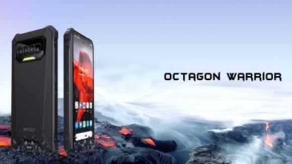 F150 R2022: ufficiale il rugged phone con FullHD a 90 Hz e Android 11