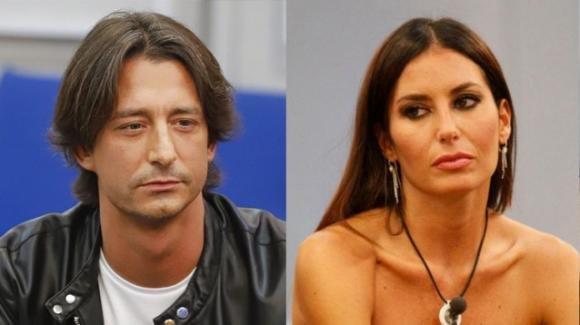 """Francesco Oppini diventa una furia per Elisabetta Gregoraci: """"Ti piacerebbe, vero?"""""""