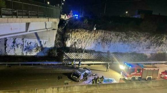 Lecce, cade con l'auto da un ponte: muore un ex sindaco