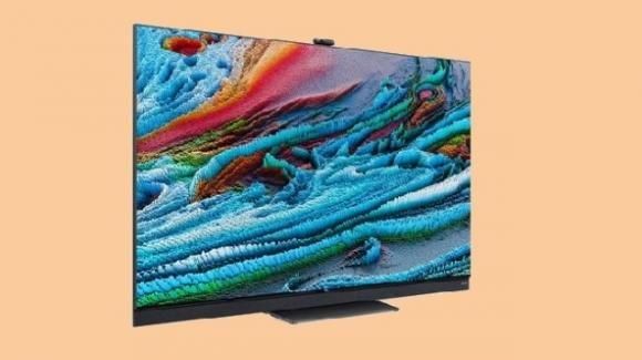 """TCL rincara la dose: miniLED e 8K anche nella serie di Google TV X925 """"liscia"""""""