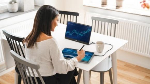 DELL scatenata a suon di monitor per la produttività