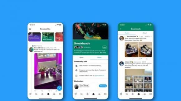 Twitter: in test le Community sullo stile dei Gruppi di Facebook