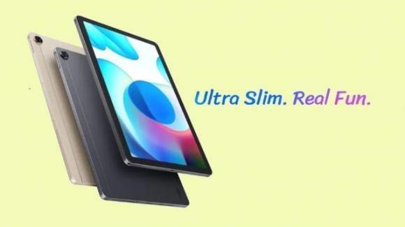 Realme Pad: ufficiale il primo tablet dello spin-off di Oppo