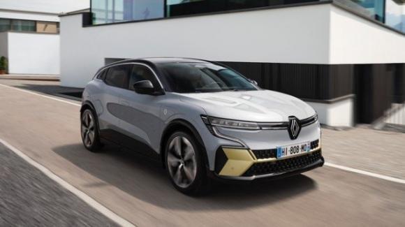 Mégane E-TECH: ad IAA 2021 ufficiale il crossover elettrico di Renault