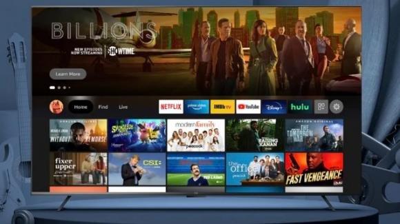 """Amazon presenta le prime smart TV """"fatte in casa"""" nelle Fire TV Omni e 4 Series"""
