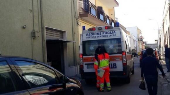Lecce, tragedia domestica: precipita dal balcone e muore sul colpo