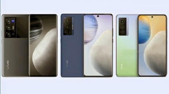 Vivo presenta gli innovativi smartphone della X70 Series con imaging chip V1