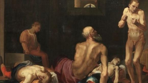 Importante quadro del Seicento donato agli Uffizi a Firenze
