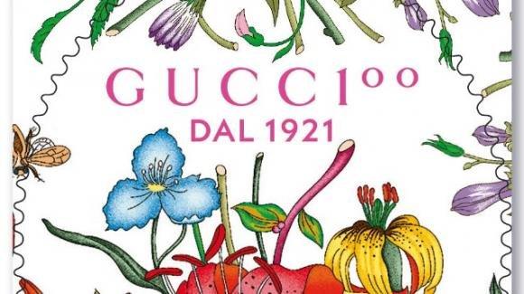 Un francobollo dalla forma particolare per i 100 anni di Guccio Gucci SpA