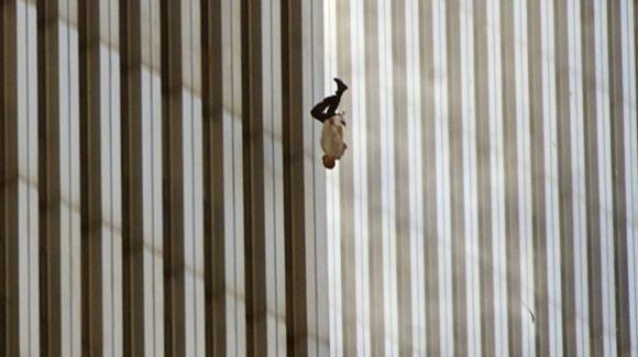 The Falling Man: l'uomo che cade dalle Torri Gemelle