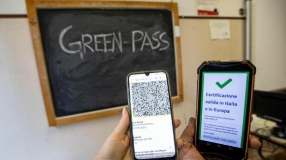 Green pass obbligatorio per il personale scolastico