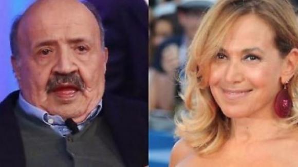 """Maurizio Costanzo parla di Barbara d'Urso: """"Non si può piacere a tutti"""""""