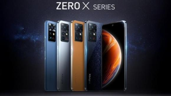 Infinix Zero X base, Pro e Neo: ufficiali i cameraphone con ambizioni da top gamma