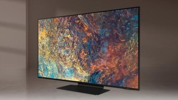 QLED QN90A da 43 pollici: ufficiale la nuova smart TV 4K UHD di Samsung