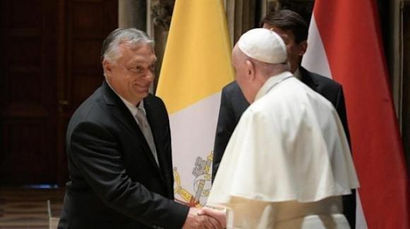 Le due lingue del leader ungherese Orbàn e di Papa Francesco