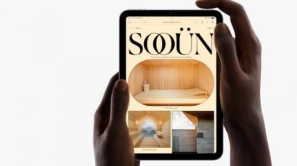 Apple presenta l'iPad di 9a gen e l'iPad Mini di 6a gen con iPad OS 15