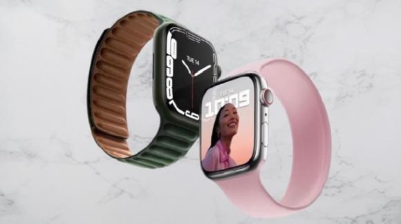 Apple Watch 7 Series: ecco i nuovi smartwatch, con migliorie anche su autonomia e schermo