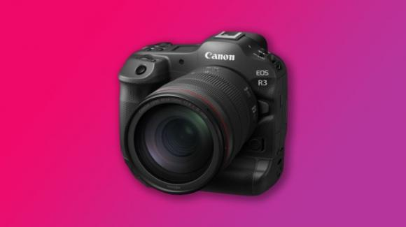 Canon EOS R3: ufficiale la mirrorless per cogliere l'attimo