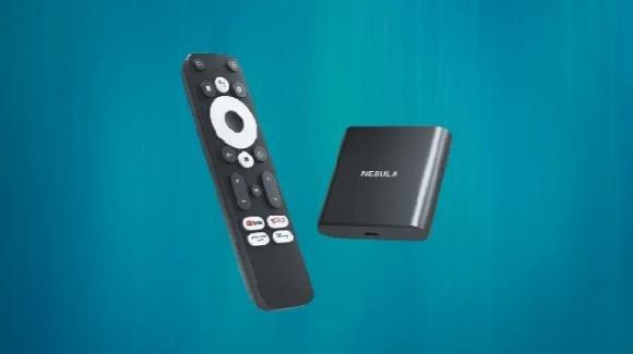 Nebula 4K Streaming: Anker svela il suo nuovo dongle HDMI 4K con Android TV