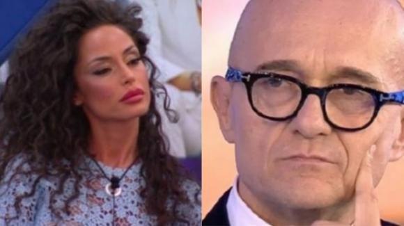 """GF Vip 6, Alfonso Signorini smaschera Raffaella Fico: """"Ha mentito per entrare"""""""