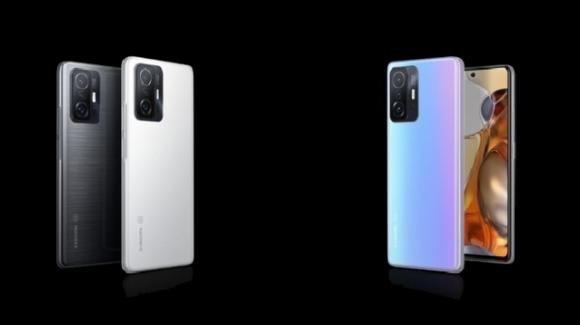 Xiaomi 11T Pro 5G, 11T 5G, e 11 Lite 5G NE: trittico di camera phone con 5G
