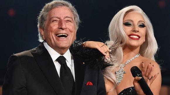 """Tony Bennett e Lady Gaga, il prossimo singolo """"Love for Sale"""" in uscita il 17 settembre"""