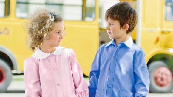 Back to School: per Siggi è green con i suoi grembiulini
