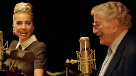 """""""The Lady and the Legend"""", il documentario su Tony Bennett e Lady Gaga in uscita su Paramount+"""