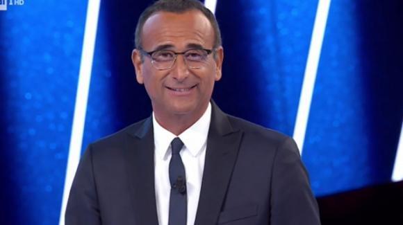 """Tale e Quale Show, Carlo Conti: """"Ci accusano di Blackface"""". La soluzione trovata fa esplodere una polemica"""
